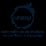 logo uneap bleu marine